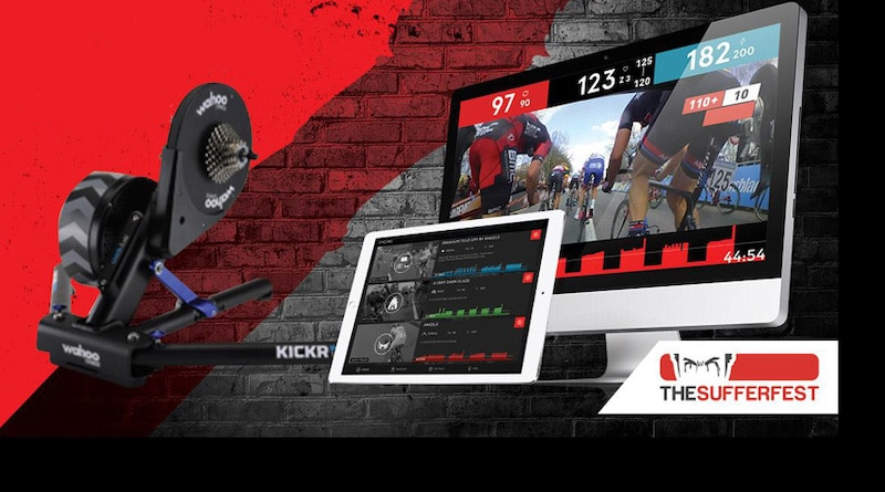 Wahoo to acquire training platform The Sufferfest