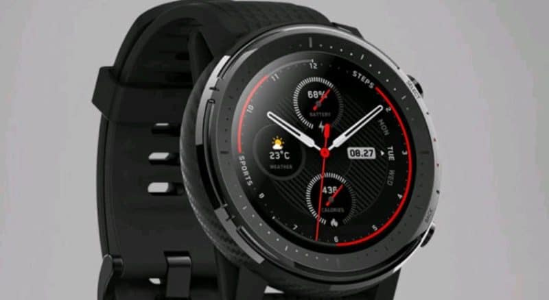 Amazfit Stratos 3 looks set to launch later this month