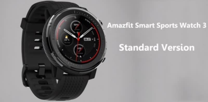 amazfit stratos 3 to come in standard and elite variants more specs revealed 2 - Amazfit Stratos 3 to come in Standard and Elite variants, more specs revealed