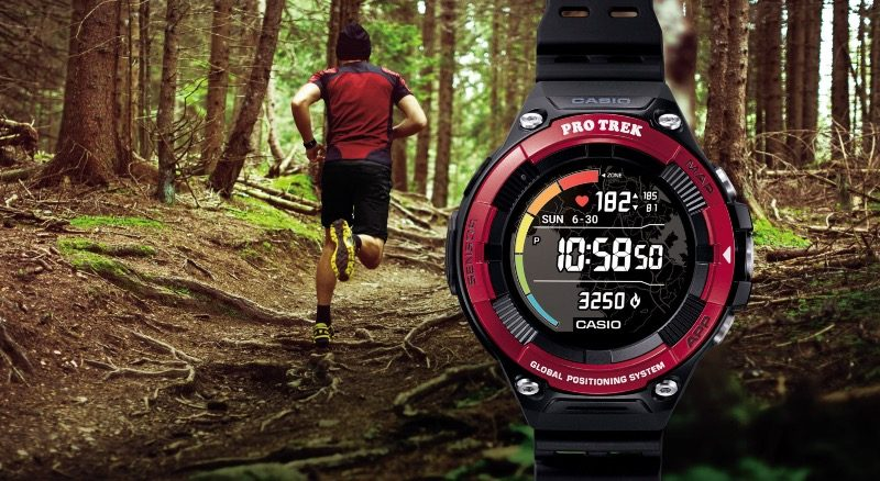 Casio releases the first ProTrek to offer a heart rate sensor