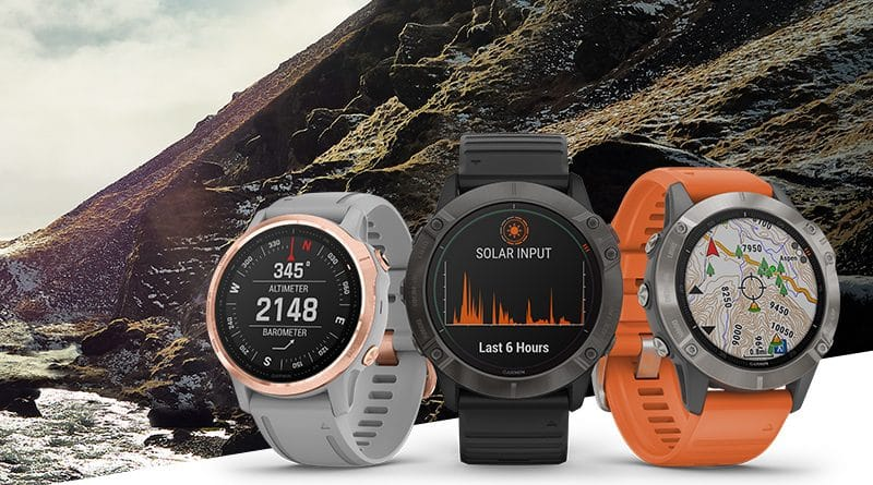 Garmin Fenix 6 vs Fenix 5 Plus vs Fenix 5: the battle of the all-rounders