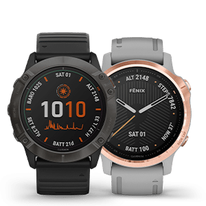 garmin fenix 6 vs fenix 5 plus vs fenix 5 the battle of the all rounders - Great GPS running watches for any budget
