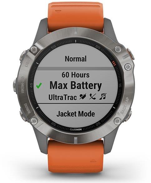 Garmin's new Fenix 6 watches have bigger screens and solar
