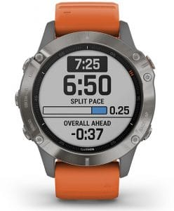 garmin s new fenix 6 watches come with solar charging 7 248x300 - Garmin's new Fenix 6 watches have bigger screens and solar charging
