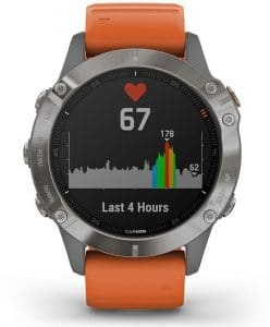 garmin s new fenix 6 watches come with solar charging 8 248x300 - Garmin's new Fenix 6 watches have bigger screens and solar charging