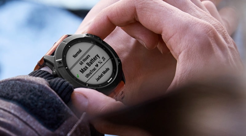 Garmin's new Fenix 6 watches come with solar charging