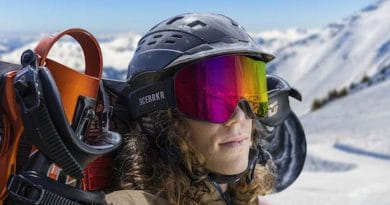 IceBRKR: the first ever ski mask with bone conduction sound