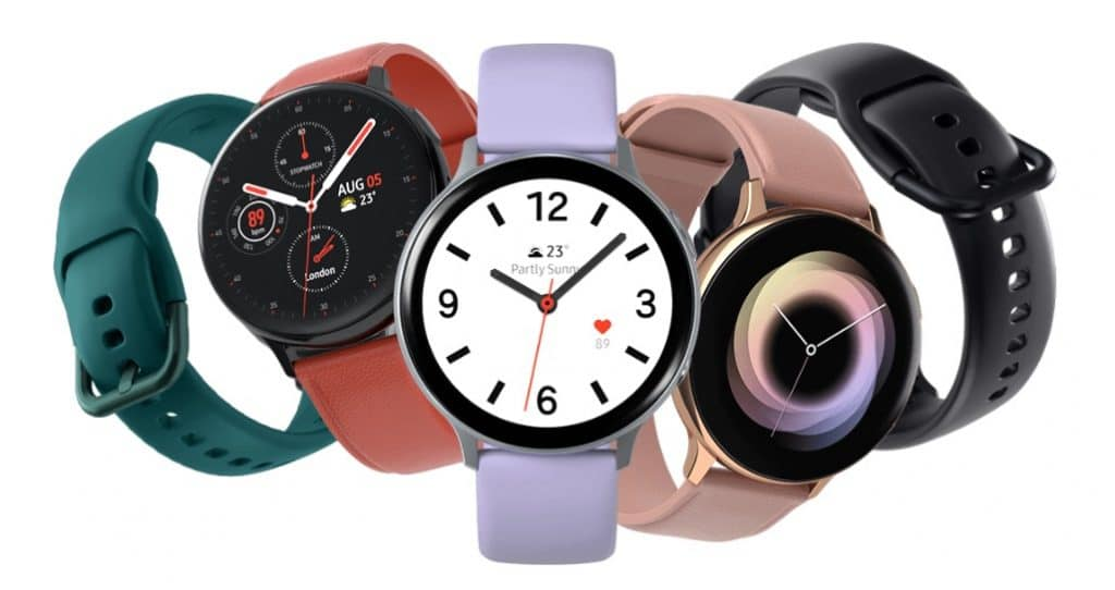 samsung finally makes galaxy watch active 2 official 1024x542 - Phone free running: Ten watches with built-in GPS and music