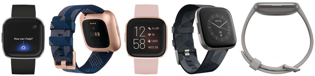 these are the first images of fitbit versa 2 1024x249 - Fitbit Versa 3 release date, specs, design, features, leaked info