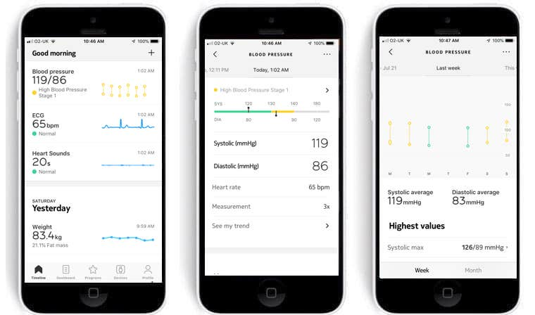 withings bpm core review get a complete heart health checkup in a couple of minutes - Withings BPM Core review: a complete heart health checkup with one device