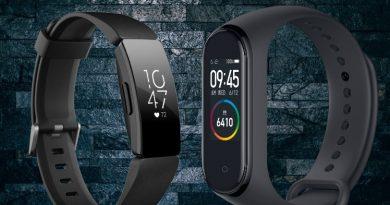 Xiaomi Mi Band 4 vs Fitbit Inspire HR: budget fitness tracker showdown
