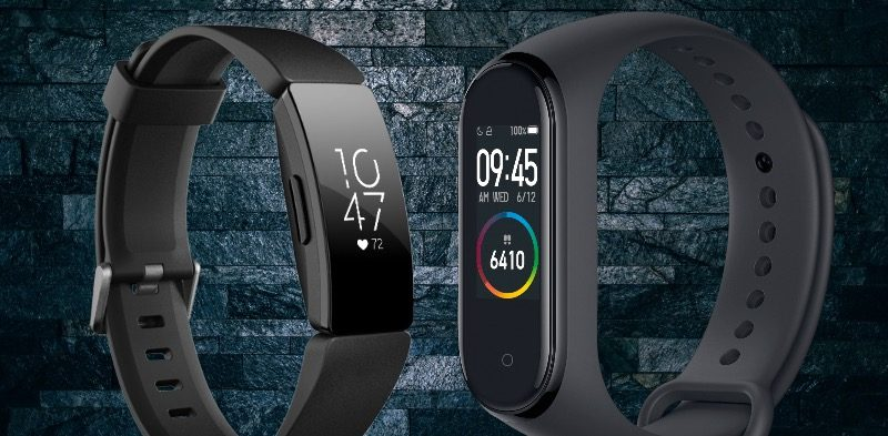 Xiaomi Mi Band 4 vs Fitbit Inspire HR: budget fitness tracker showdown
