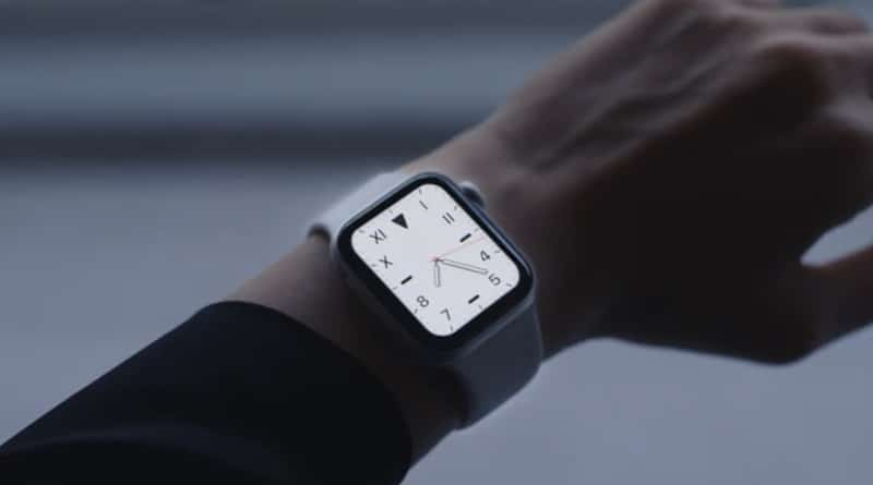 Apple introduces Series 5 Watch with an always-on retina display