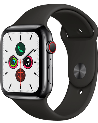 apple watch series 5 vs 3 should you opt for the pricier model 1 - Fitbit Versa 2 vs Apple Watch Series 5: here's how they stack up