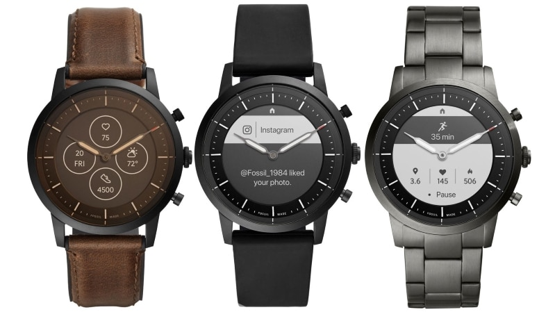 e ink display fossil smartwatches to launch soon leaked images 1 - Fossil releases challenges & Connected GPS for Hybrid HR watches