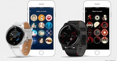 Garmin to immortalize heroes and villains of Star Wars with new smartwatches