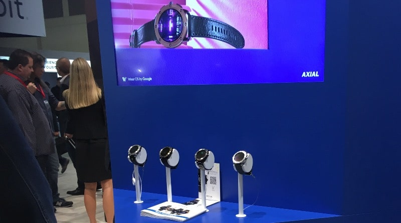 IFA 2019: On Axial is Diesel's new designer smartwatch