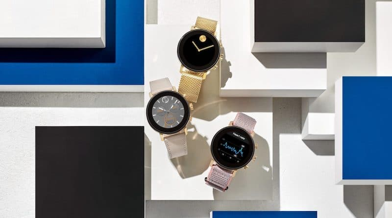 Movado Connect 2.0 comes in 15 styles for men and women
