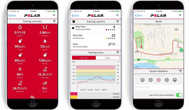 review polar ignite an all around fitness device offering advanced metrics 10 - Review: Polar Ignite, an all-around fitness device offering advanced metrics