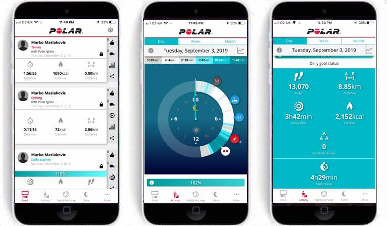 review polar ignite an all around fitness device offering advanced metrics 12 - Review: Polar Ignite, an all-around fitness device offering advanced metrics
