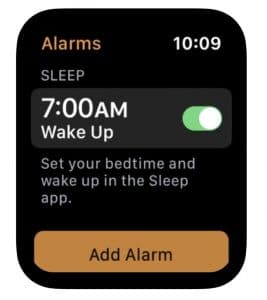 the apple watch might finally get native sleep tracking 267x300 - App Store screenshot reveals Apple Watch might soon get native sleep tracking