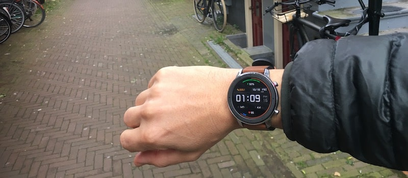 Amazfit GTR review: A stylish fitness watch that won't break the bank