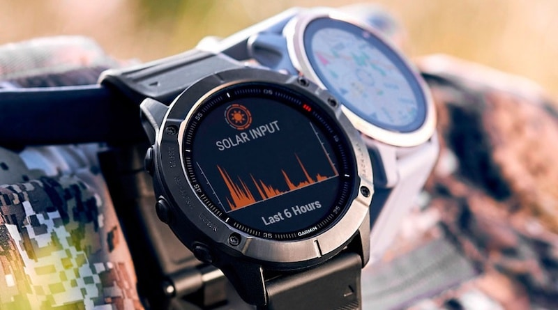 Garmin Fenix 6 vs 6 pro vs 6 solar: what's the difference?