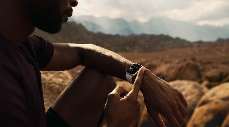 Apple Watch Series 7 vs Garmin