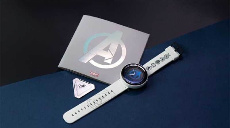 huami launches amazfit verge 2 avengers limited edition 1 - Amazfit Verge 2 Avengers edition goes on pre-sale in China