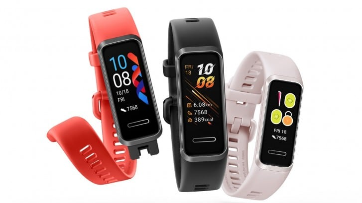 huawei band 4 borrows a lot from the honor band 5i 1 - Huawei Band 4 borrows a lot from Honor Band 5i