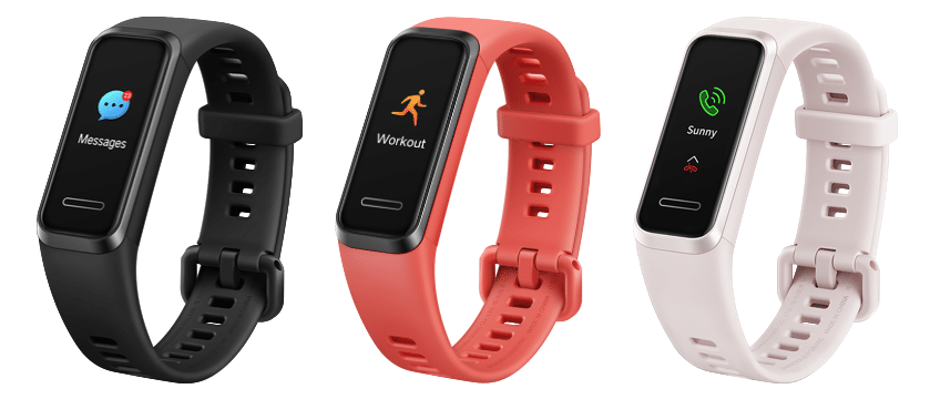 huawei band 4 borrows a lot from the honor band 5i - Huawei Band 4 borrows a lot from Honor Band 5i