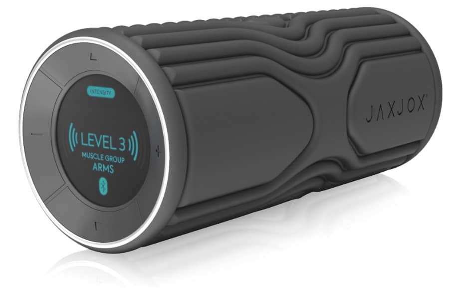 jaxjox s newest release is a connected foam roller - JAXJOX's newest release is a connected foam roller