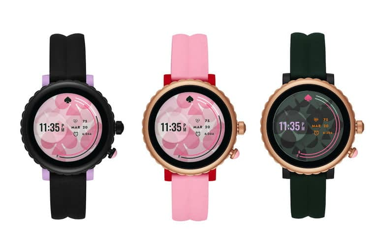 kate spade sport get added to fossil group lineup - Kate Spade Sport gets added to Fossil Group smartwatch lineup