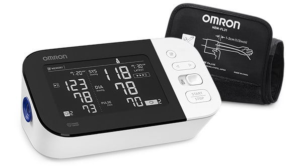 omron refreshes its line of connected blood pressure monitors - Omron refreshes line of connected blood pressure monitors