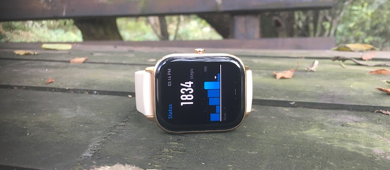 review amazfit gts an apple watch lookalike that comes long battery life 1 - Amazfit GTS review: an Apple Watch lookalike that comes with awesome battery life