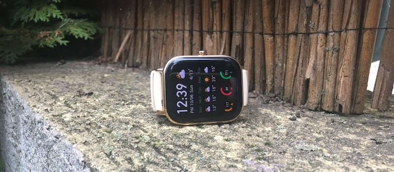 review amazfit gts an apple watch lookalike that comes long battery life 3 - Amazfit GTS review: an Apple Watch lookalike that comes with awesome battery life