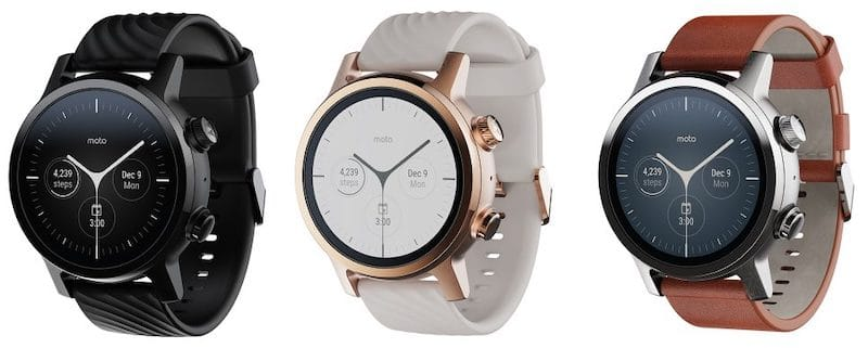 the return of the moto360 smartwatch 3rd gen launched - The 3rd Gen Moto360 is now available for pre-order, shipping in January