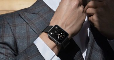 Xiaomi Mi Watch to launch on November 5th, more images, video