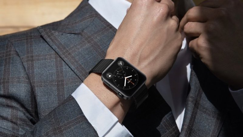 xiaomi mi watch to launch on november 5th more images video 1 - Xiaomi makes Mi Watch and Mi Watch Premium Edition official