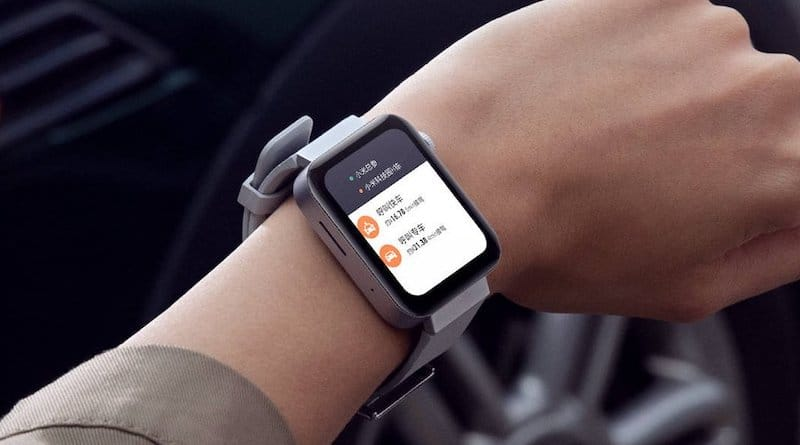 First software update for Xiaomi Mi Watch brings several improvements