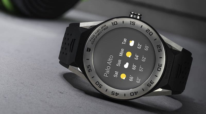 Next Tag Heuer Connected watch to arrive soon, gets FCC approval