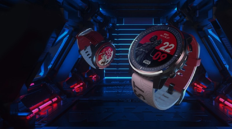 Amazfit Sports Watch 3 Star Wars edition to go on sale December 19th