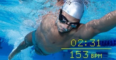 FORM Swim Googles can now track your heart rate