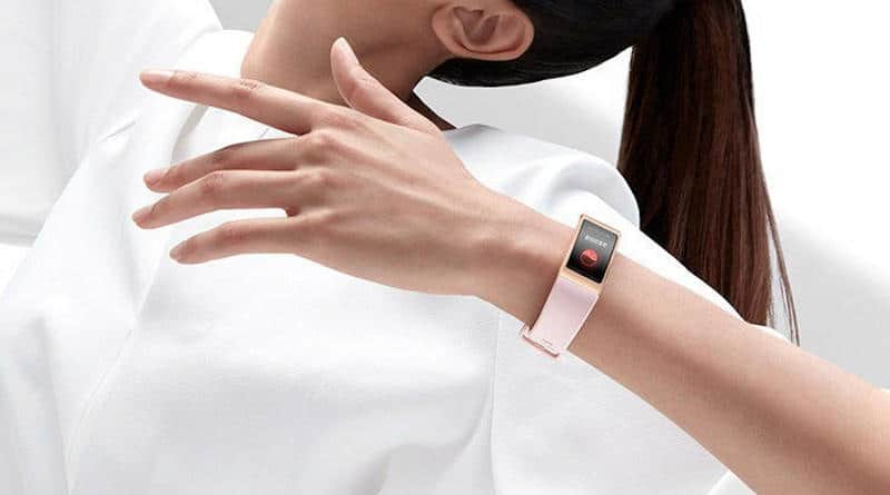Huawei Band 4 Pro comes with better health features, GPS and NFC
