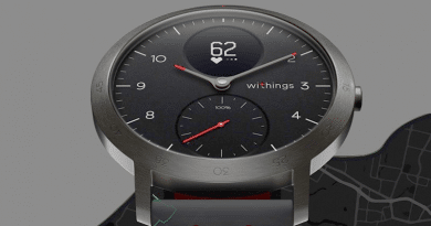 Withings adds Strava integration as part of latest software update