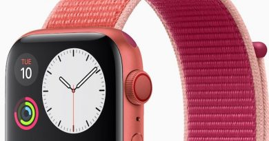 Would you pick up a (PRODUCT)Red Series 5 Apple Watch?
