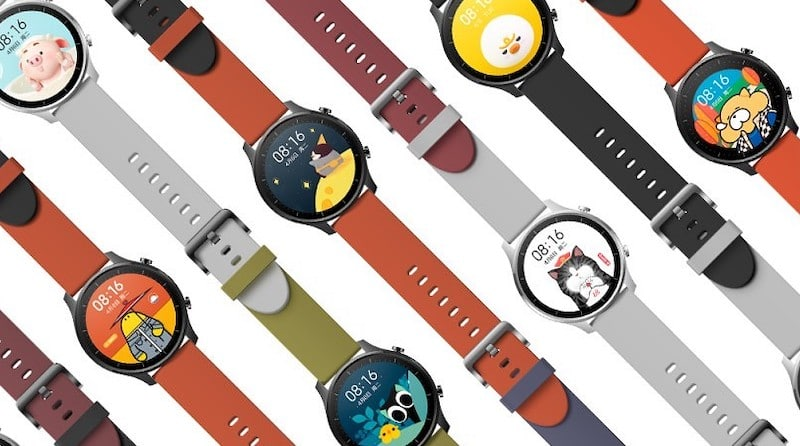 xiaomi watch color teased set for a january 3rd china reveal 5 - Mi Watch Color now available to buy in China, here are the full specs