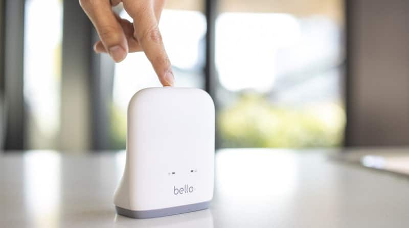Bello: a 3-second scan to measure your belly fat