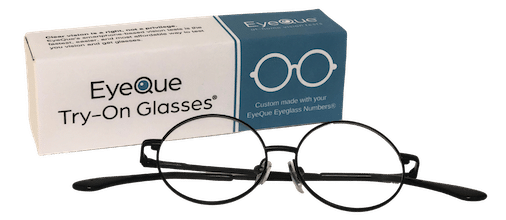 ces 2020 eyeque try on glasses will let you test out your vision test results - CES 2020: EyeQue Try-On Glasses will let you test out your vision test results