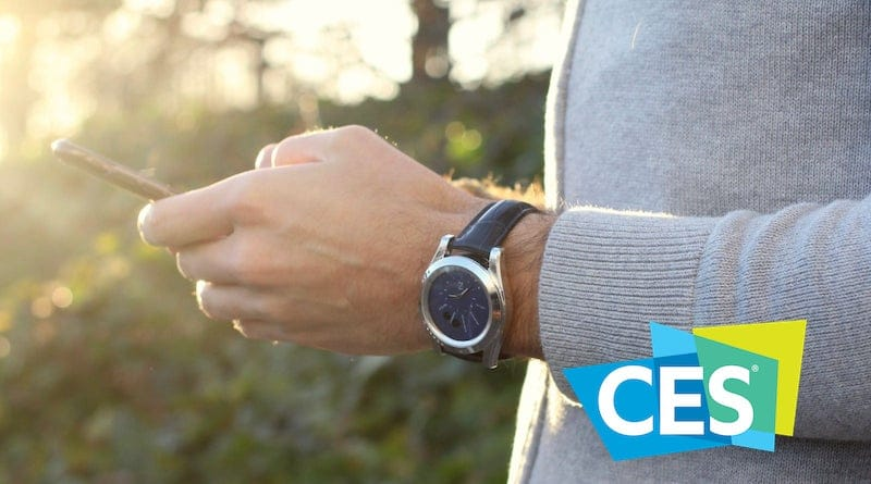 CES 2020: IEVA's a new smartwatch monitor environmental factors